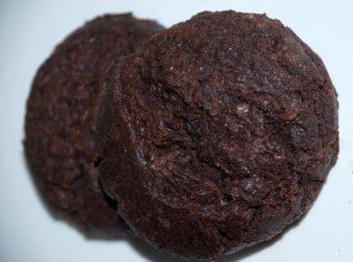 Chocolate Fleur-De-Sel Cookies