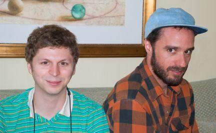 Michael Cera & Sebastian Silva, San Francisco, CA 6/7/13 @ Andrea Chase
