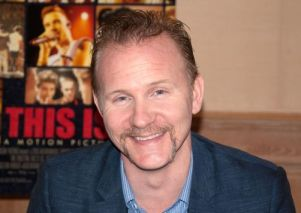 Morgan Spurlock, San Francisco, CA 8/8/13 (photo by Andrea Chase)