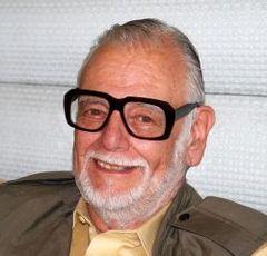George A. Romero, May 13, 2010, San Francisco, CA