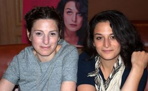 Gillian Robesepierre and Jenny Slate, San Francisco, CA 5/22/14
