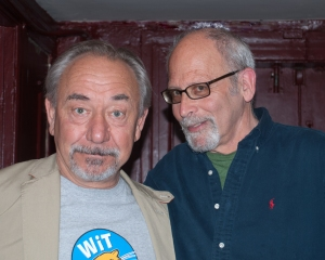 Will Durst & Elliot Lavine, Roxie Theater, San Francisco, CA August 23, 2014