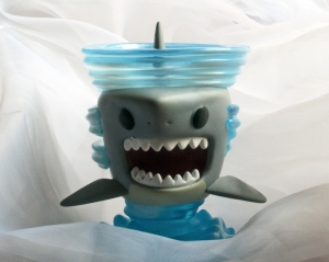 The Sharknado that spins in my own home.