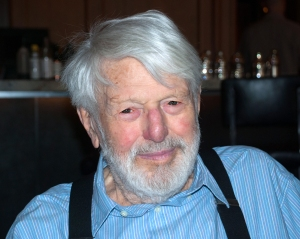 Theodore Bikel, San Francisco, CA 7/31/14