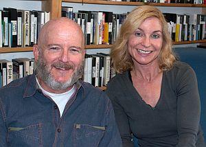 Bill Weber & Jennifer Kroot