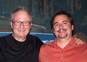 Dr. Ralph Moss & Eric Merola, San Francisco, CA 9/11/14