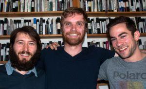 MacLeod Andrews, Perry Blackshear, Evan Dumouchel, San Francisco, CA 2/13/15