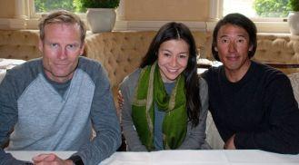 Conrad Anker, Chai Vasarehli, & Jimmy Chin, San Francisco, CA 5/4/15