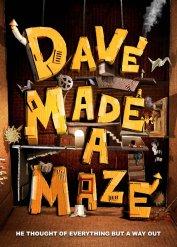 DaveMadeAMazePoster